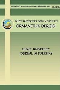 Düzce Üniversitesi Ormancılık Dergisi